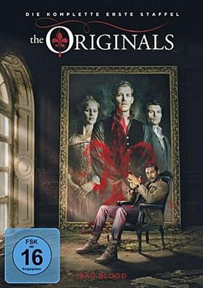 The Originals. Staffel.1, 5 DVDs