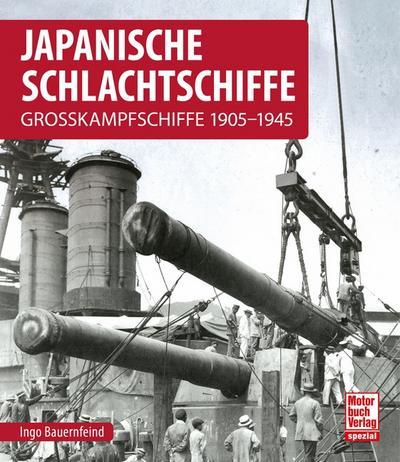 Japanische Schlachtschiffe