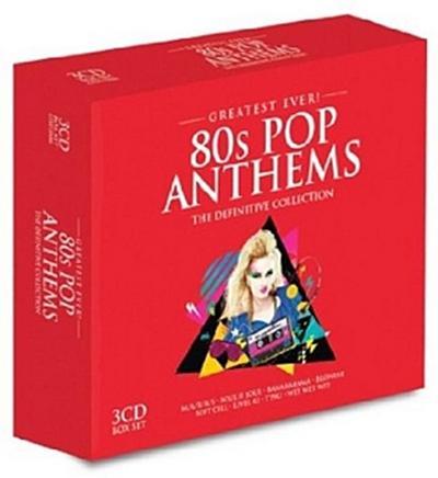 Eighties Pop Anthems