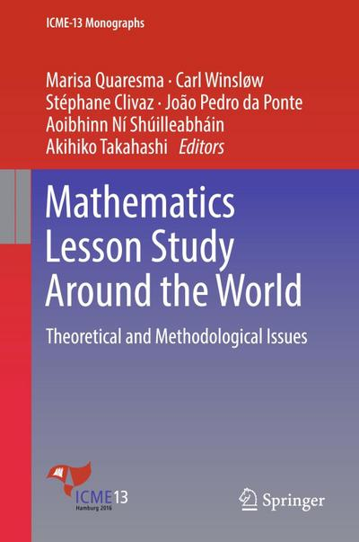 Mathematics Lesson Study Around the World