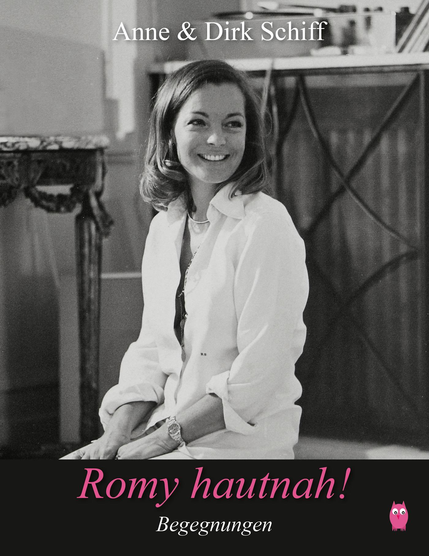 Romy hautnah! Begegnungen Anne Schiff