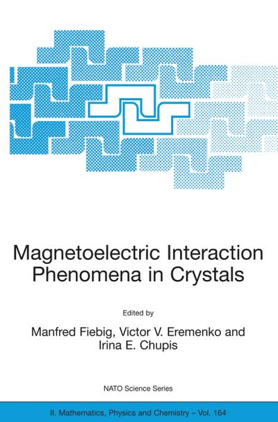 Magnetoelectric Interaction Phenomena in Crystals