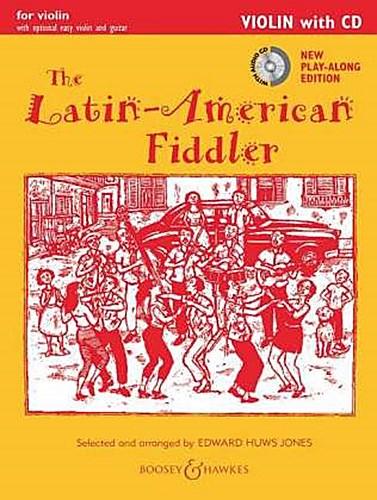 The Latin-American Fiddler, Violine (2 Violinen), Gitarre ad lib., m. Audio ...