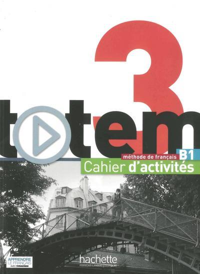 totem 03 Arbeitsbuch mit Audio-CD und Lösungsheft