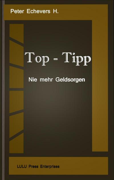 Top-Tipp - Geldsorgen