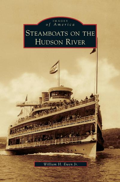 Steamboats on the Hudson River