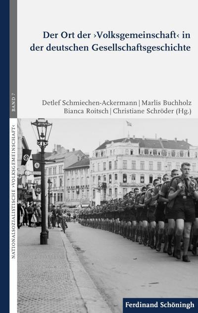 Der Ort der 'Volksgemeinschaft' in der deutschen Gesellschaftsgeschichte