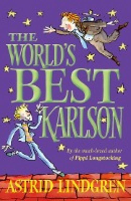 The World's Best Karlson | Astrid Lindgren |  9780192727732