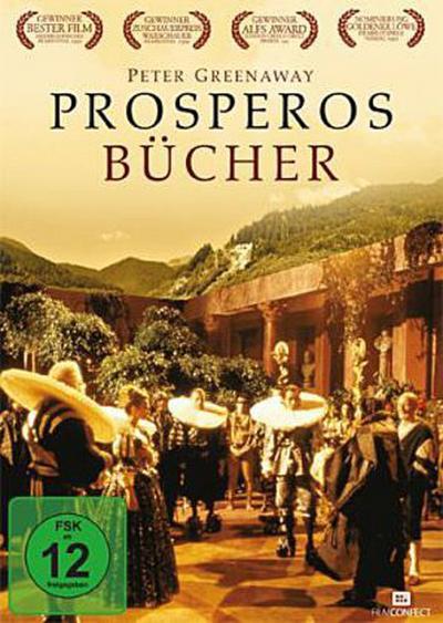 Prosperos Bücher, 1 DVD