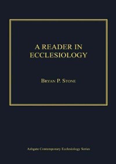 Reader in Ecclesiology