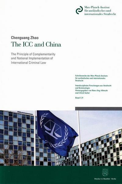 The ICC and China.