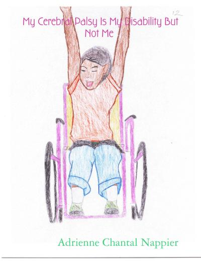 My Cerebral Palsy Is My Disability But Not Me