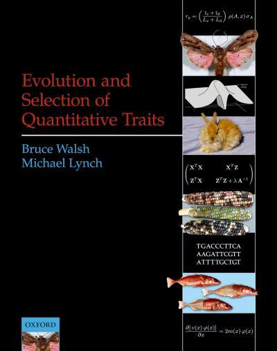 Evolution and Selection of Quantitative Traits
