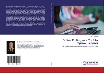Online Polling as a Tool to Improve Schools