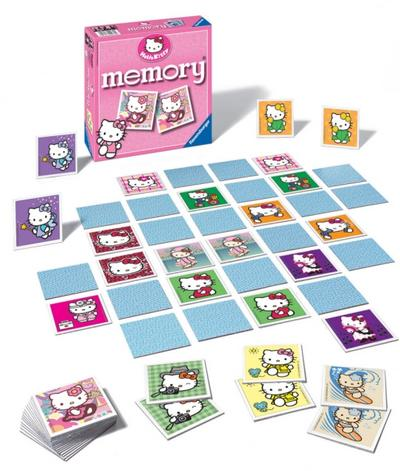 Ravensburger 21982 - Hello Kitty memory®