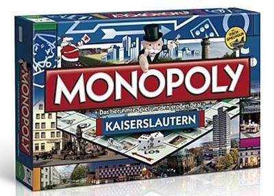 Monopoly, Stadtausgabe Kaiserslautern (Spiel)