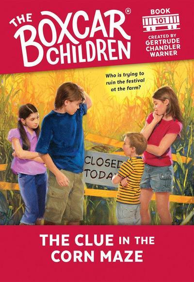 The Clue in the Corn Maze