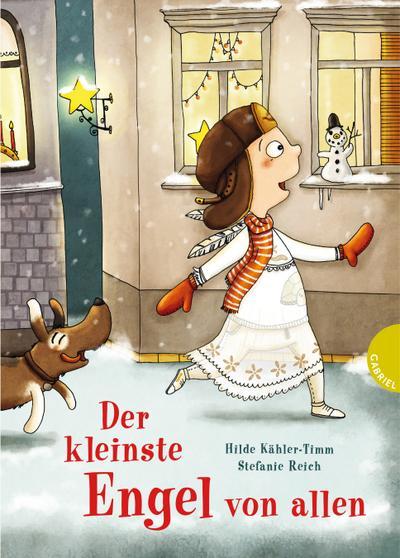 Der kleinste Engel von allen   ; Ill. v. Reich, Stefanie; Deutsch; mit farbigen Illustrationen -