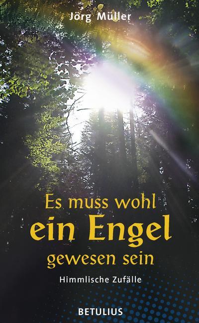 Es muss wohl ein Engel gewesen sein: Himmlische Zufälle - Betulius - Gebundene Ausgabe, Deutsch, Jörg Müller  Dr., Himmlische Zufälle, Himmlische Zufälle