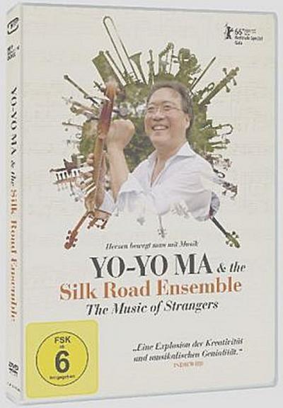 Yo-Yo Ma & The Silk Road Ensemble - The Music of Strangers, 1 DVD