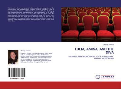 LUCIA, AMINA, AND THE DIVA
