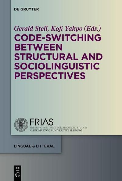 Code-switching Between Structural and Sociolinguistic Perspectives
