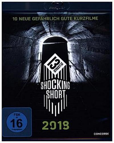 Shocking Short 2018, 1 Blu-ray