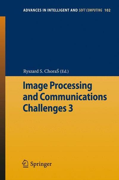Image Processing & Communications Challenges 3