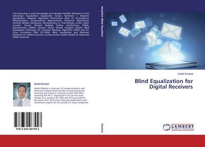 Blind Equalization for Digital Receivers