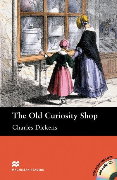 The Old Curiosity Shop. Lektüre mit 3 Audio-CDs
