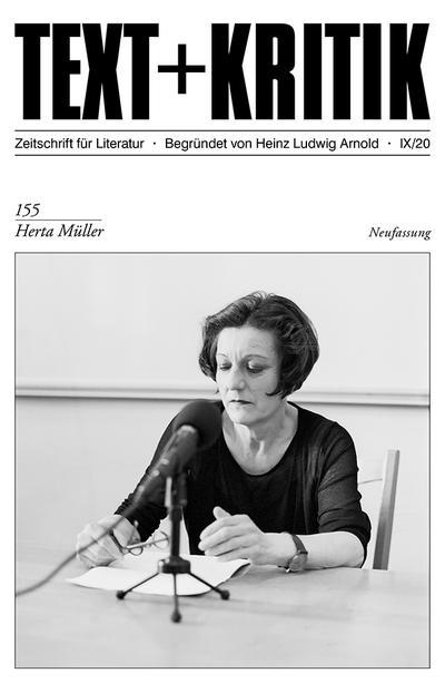 TEXT + KRITIK 155 - Herta Müller