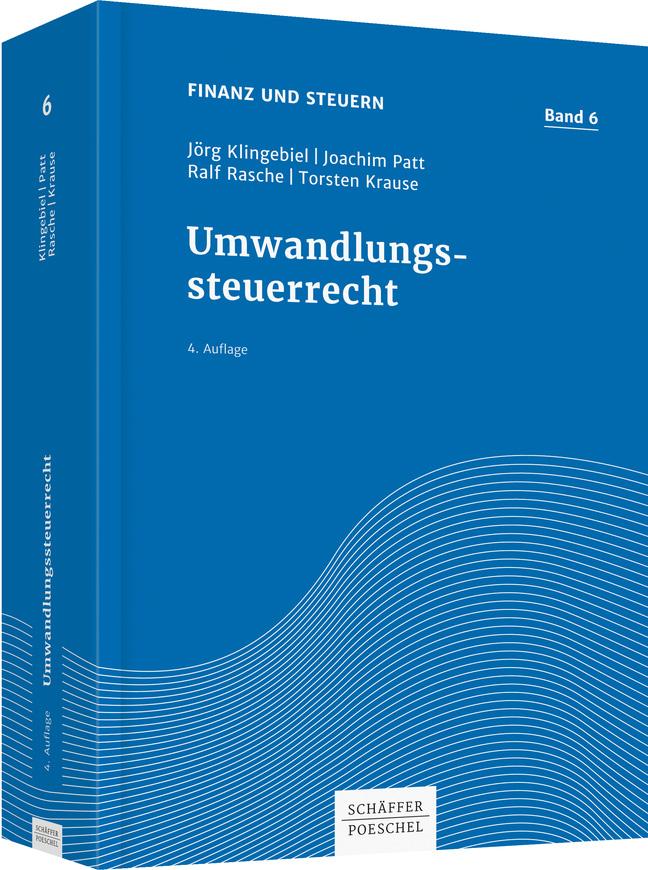 Umwandlungssteuerrecht Jörg Klingebiel