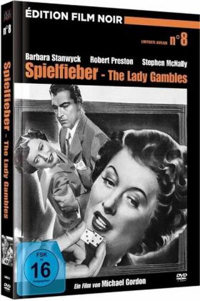 Spielfieber - The Lady Gambles, 1 DVD (Limited Mediabook)