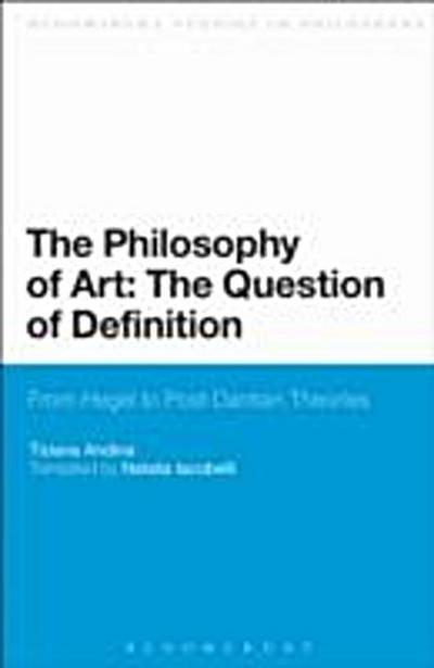 Philosophy of Art: The Question of Definition