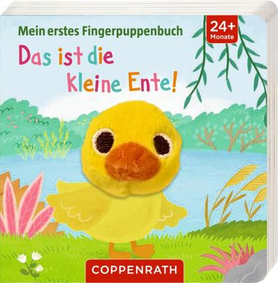 Das ist die kleine Ente!