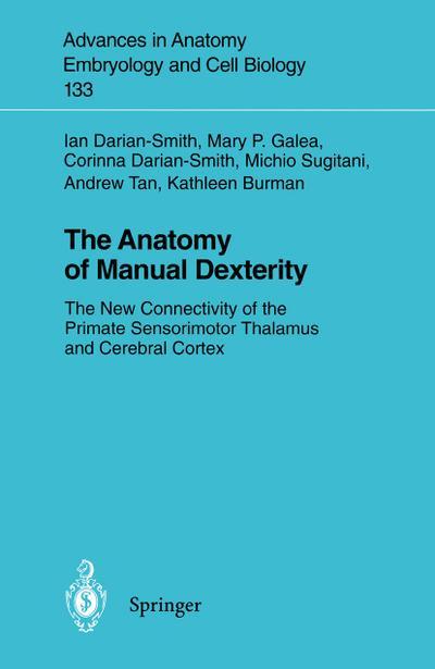 The Anatomy of Manual Dexterity