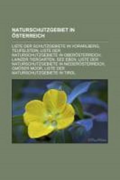 Naturschutzgebiet in Österreich