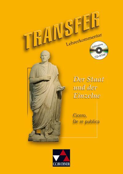 Transfer 15. Der Staat und der Einzelne.  Lehrerkommentar