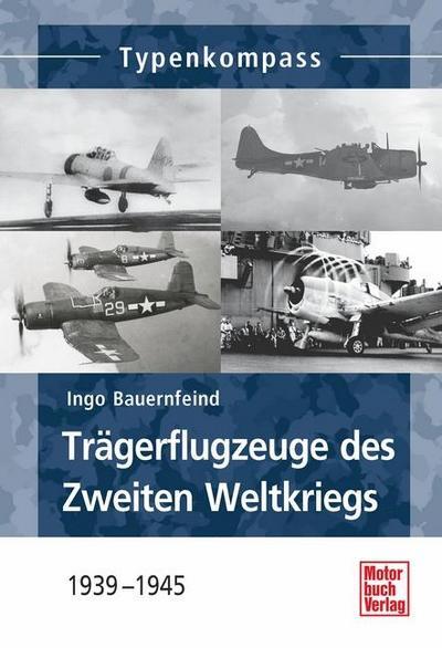 Trägerflugzeuge des Zweiten Weltkriegs