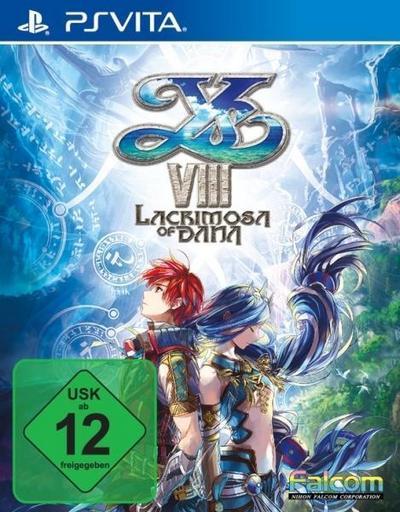 YS VIII: Lacrimosa of DANA (PlayStation PSVita)