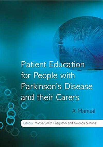 Patient Education for People with Parkinson's Disease and their Carers