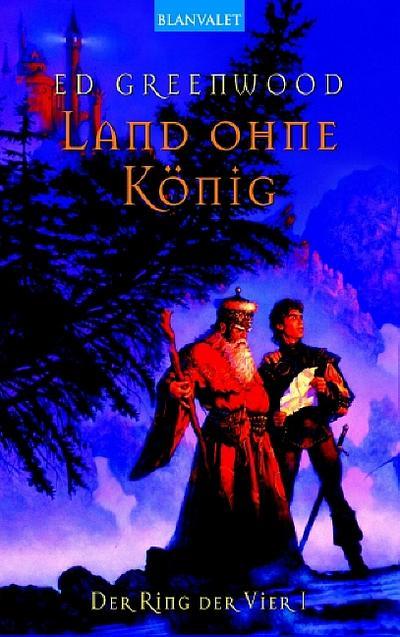 Der Ring der Vier 01. Land ohne König.: BD 1