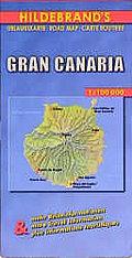 Gran Canaria 1 : 100 000. Hildebrand's Urlaubskarte