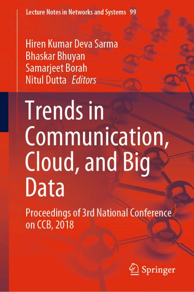 Trends in Communication, Cloud, and Big Data