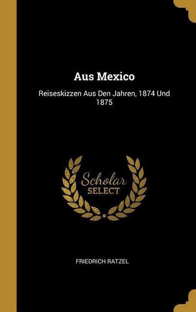 Aus Mexico: Reiseskizzen Aus Den Jahren, 1874 Und 1875