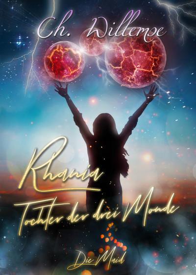 Rhania - Tochter der drei Monde