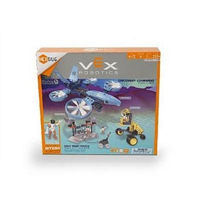 VEX Robotics Discovery Command