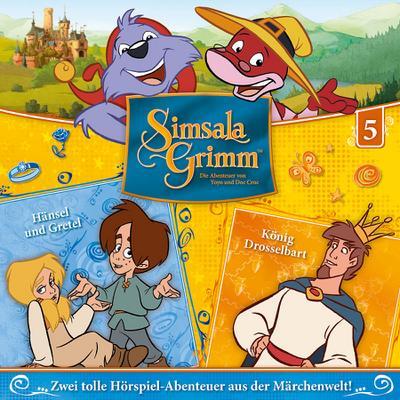 SimsalaGrimm 05: Hänsel und Gretel / König Drosselbart