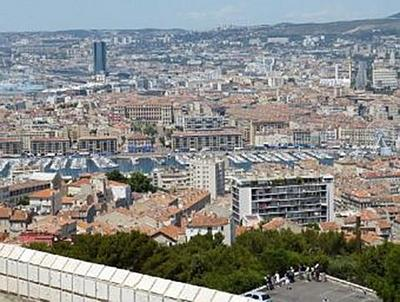 Marseille - 1.000 Teile (Puzzle)