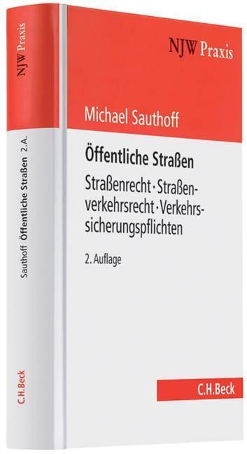 Öffentliche Straßen ~ Michael Sauthoff ~  9783406587436